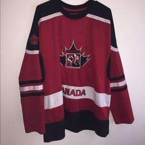 Canada Hockey Jersey (Large or Medium )